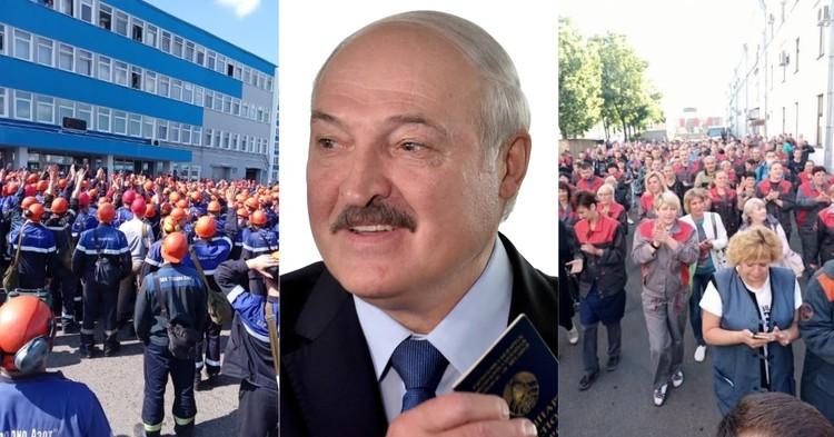 """Лукашенко: """"Хотите, чтобы я сидел и ждал, пока Минск вверх перевернут?"""""""