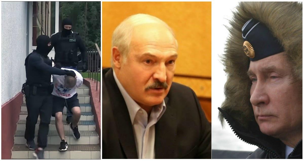 Сдал назад: Лукашенко отдал России 32 задержанных «вагнеровцев»