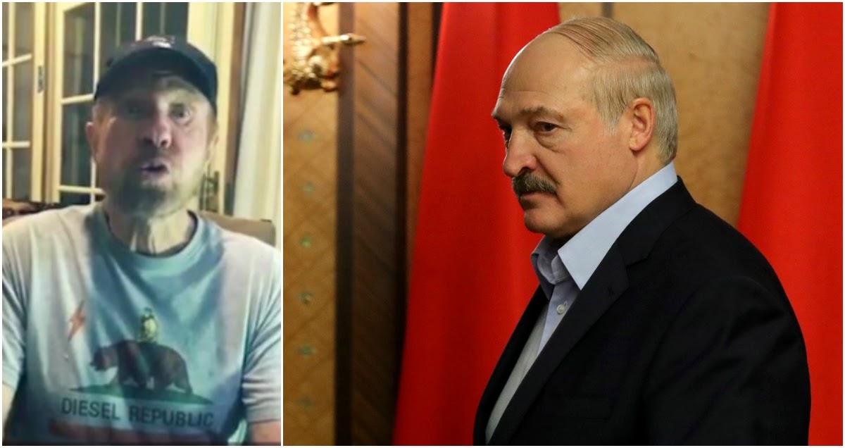 Чак Норрис пообещал приехать в резиденцию Лукашенко и заставить его плакать