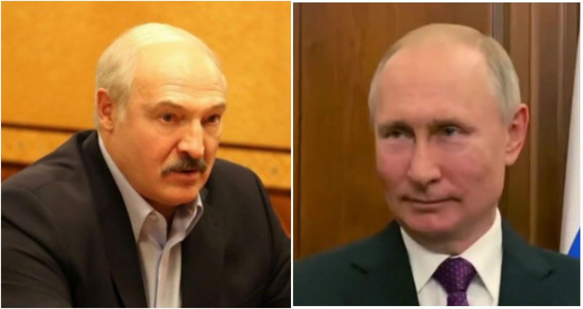 СМИ: люди Лукашенко связались с Кремлем, чтобы договориться об эвакуации