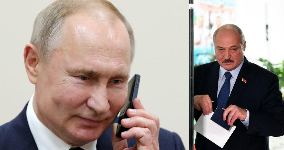 Кремль раскрыл подробности срочных переговоров Путина и Лукашенко