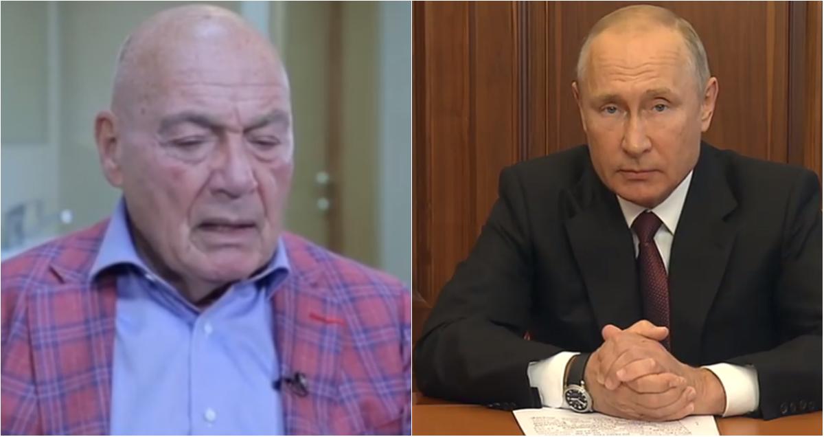 Познер высказался о качестве российской «вакцины от Путина»