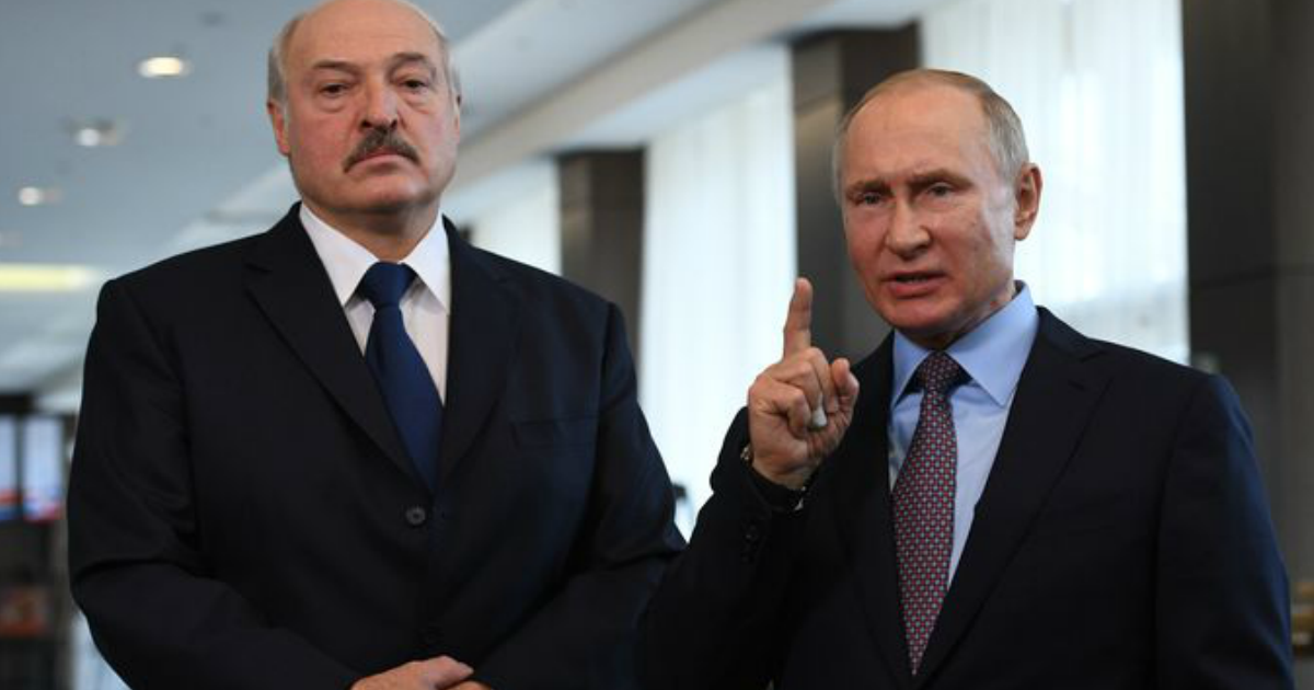 Лукашенко: Путин пришлет войска на помощь по первому запросу