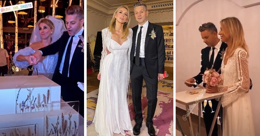 Платье за 700 тысяч и звездные гости. Как прошла свадьба Светланы Бондарчук