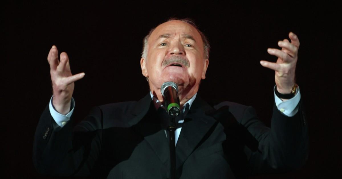 Скончался актер и депутат Николай Губенко