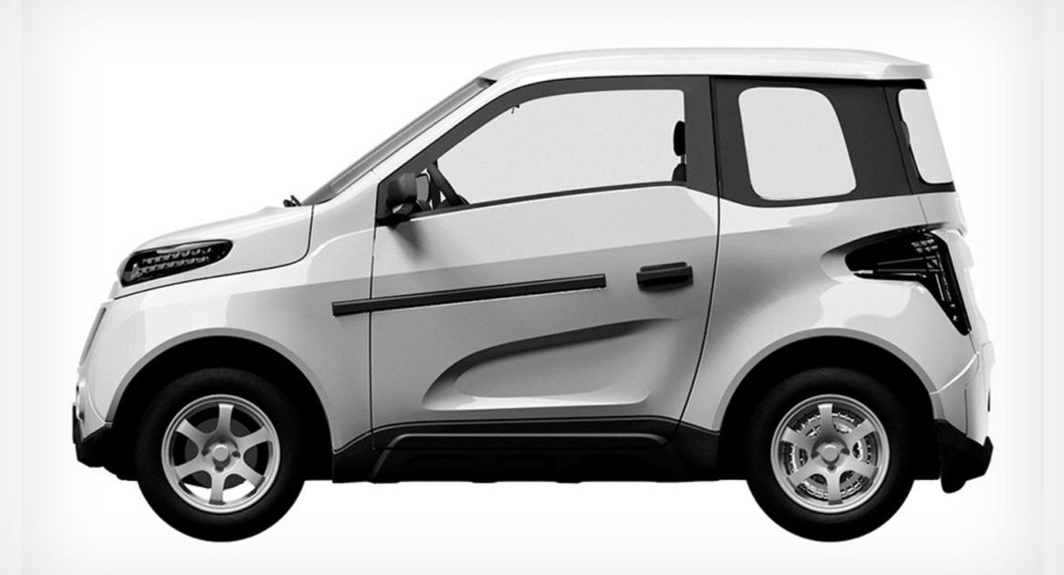 В России создали самый дешевый в мире электромобиль