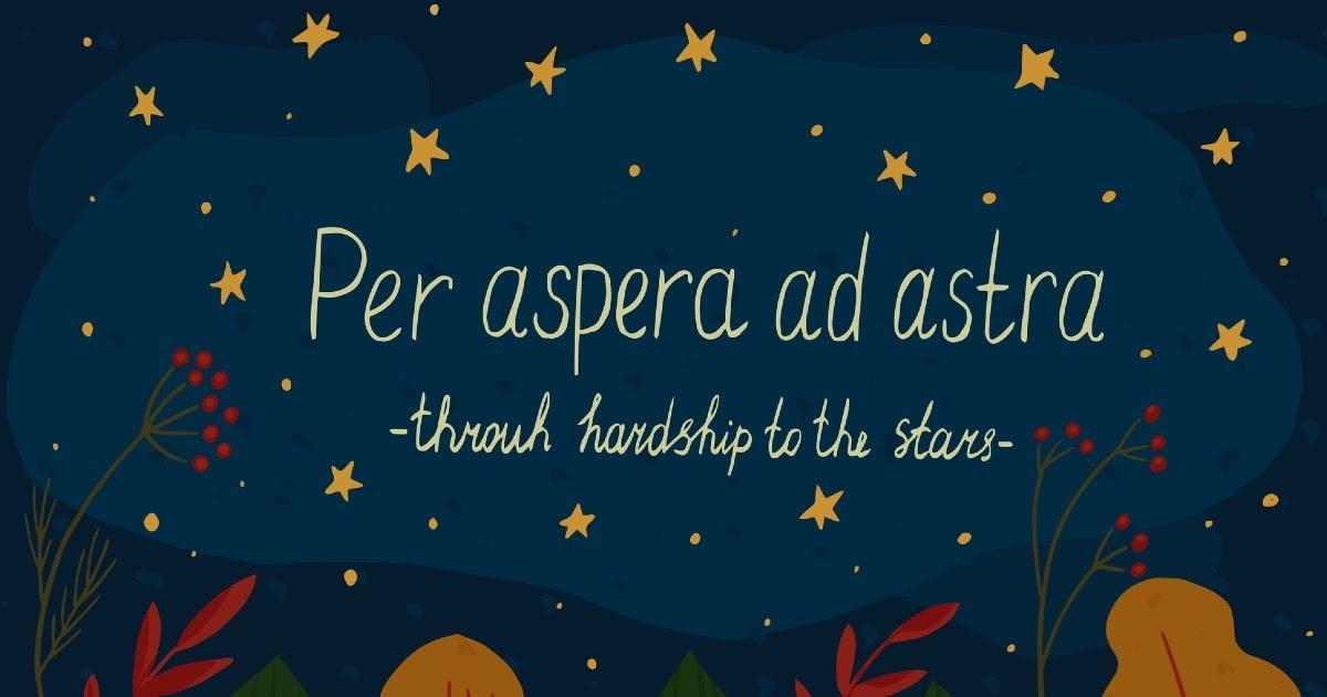 Через тернии к звездам - значение, как это будет на латыни. Фильм 1980 года