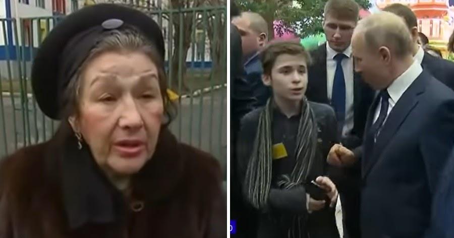 Мальчика Мишу, просившего Путина вернуть его бабушке, оставили в детдоме