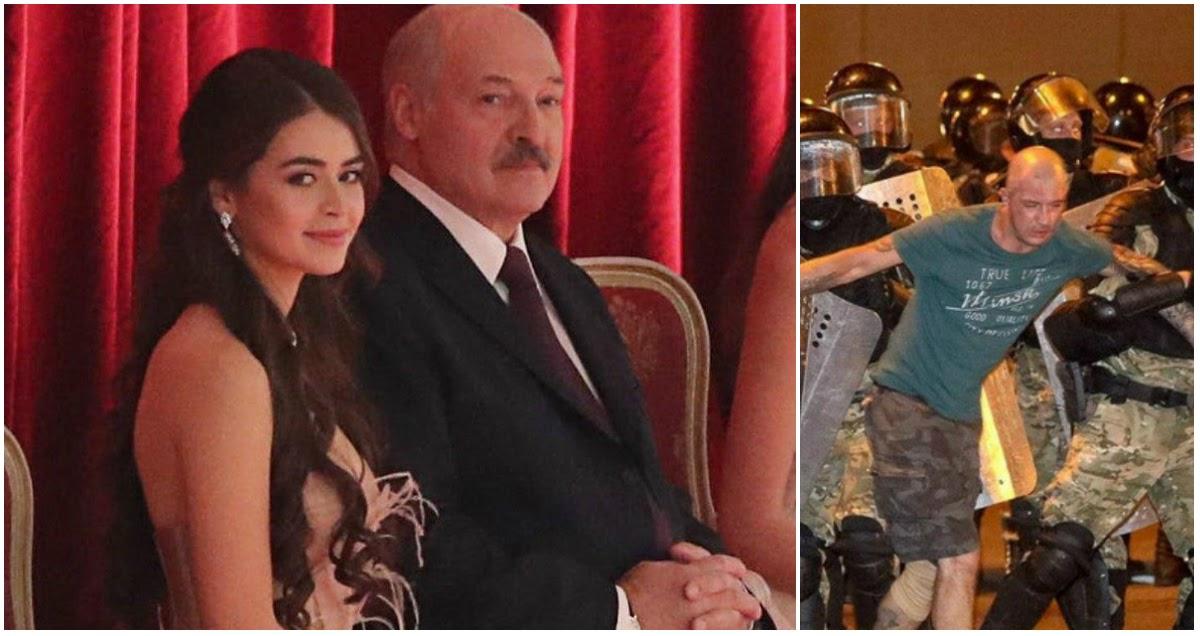Фото Подруга Лукашенко извинилась перед пострадавшими от рук ОМОН