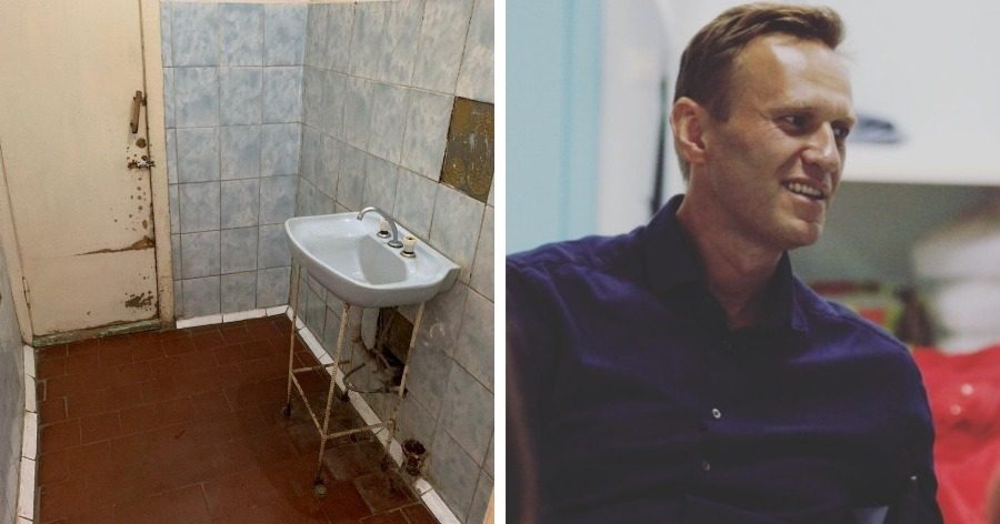 «Не хуже Берлина». Ярмыш показала туалет больницы, где лечат Навального