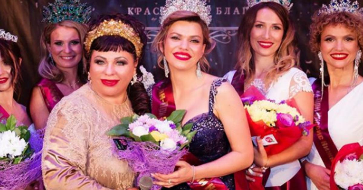 Многодетная мать стала победительницей конкурса «Миссис Россия 2020»