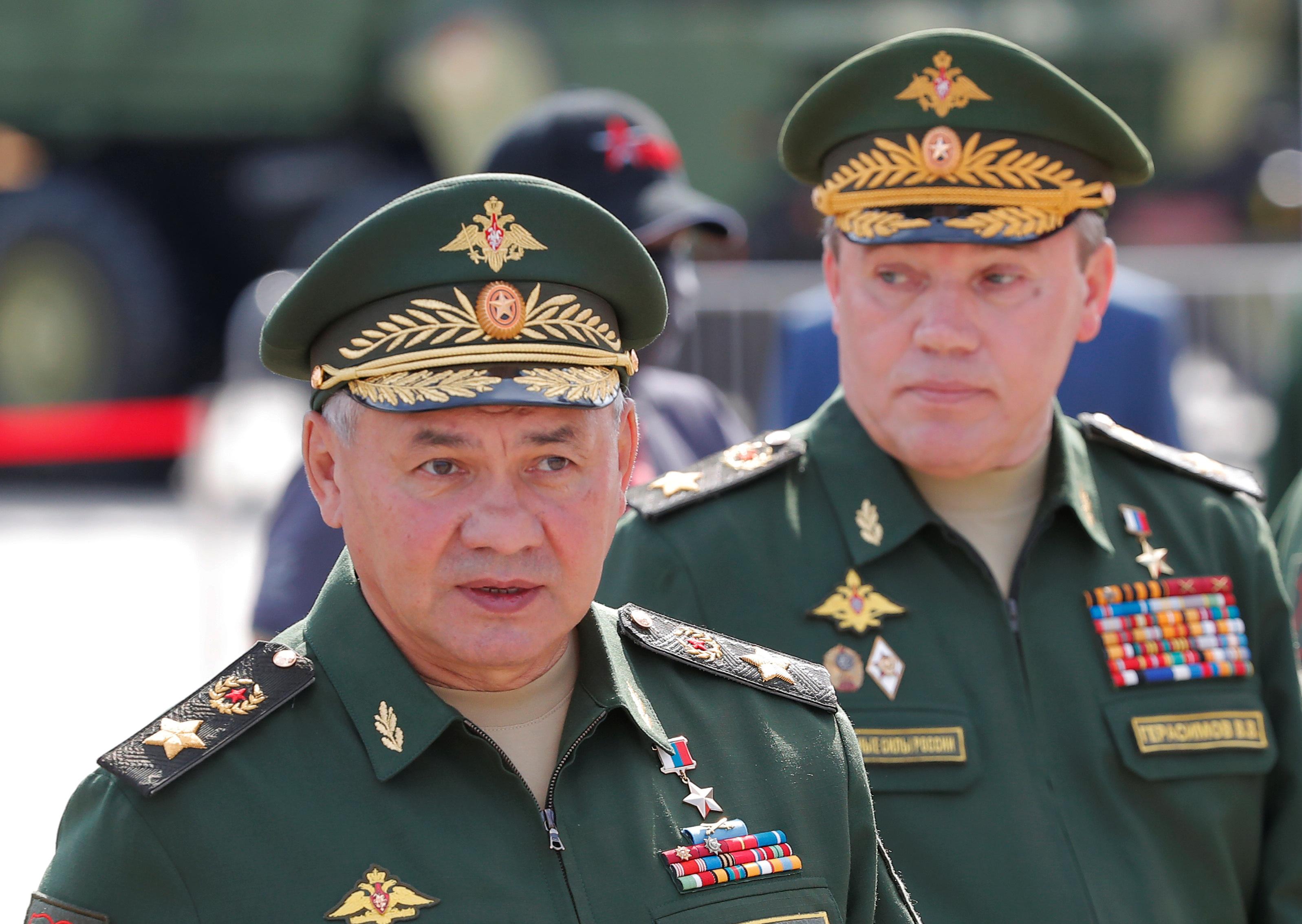 Минобороны РФ подпишет контракты на триллион рублей