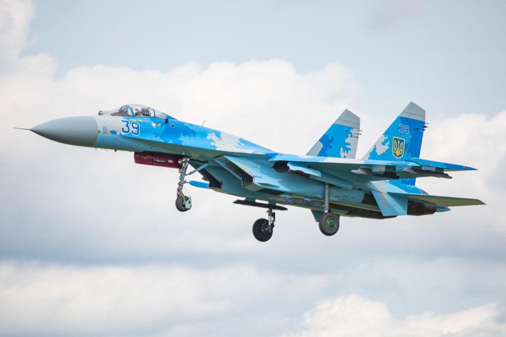 Су-27 перехватил самолеты США, Германии и Швеции в небе над Балтикой