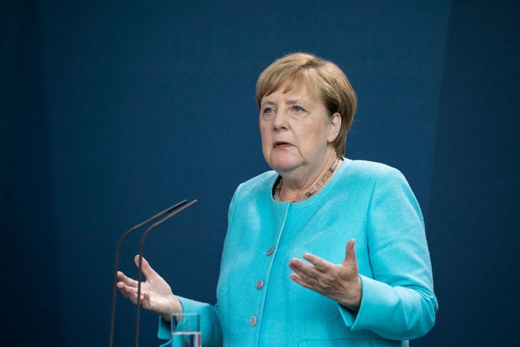 Меркель и Маас призвали привлечь к ответственности виновных в отравлении Навального