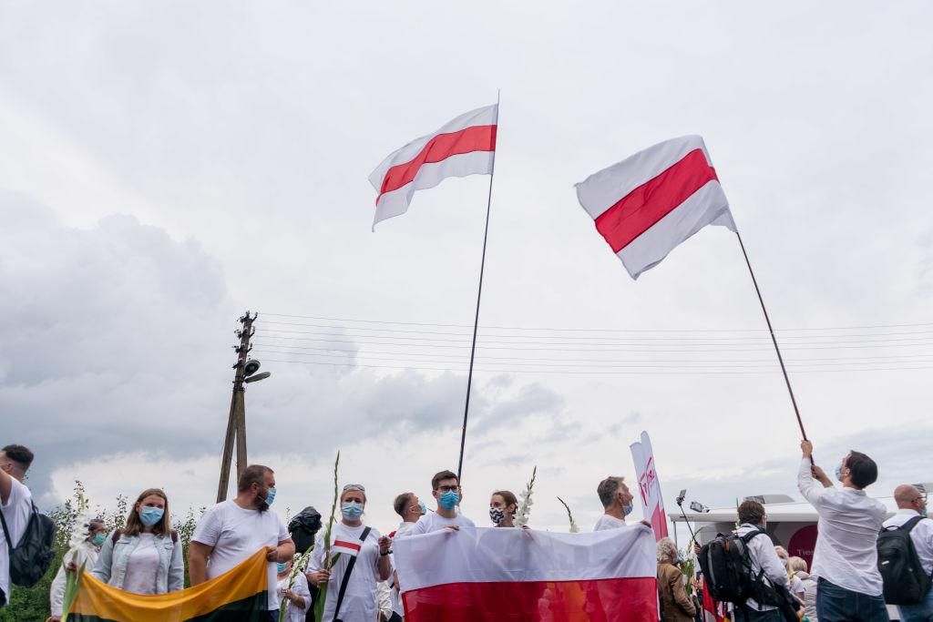 МИД Белоруссия не признал нарушение воздушного пространства Литвы