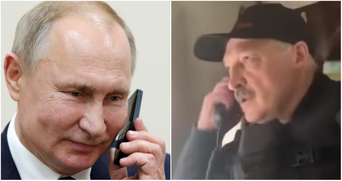 Кремль раскрыл содержание нового разговора Путина и Лукашенко