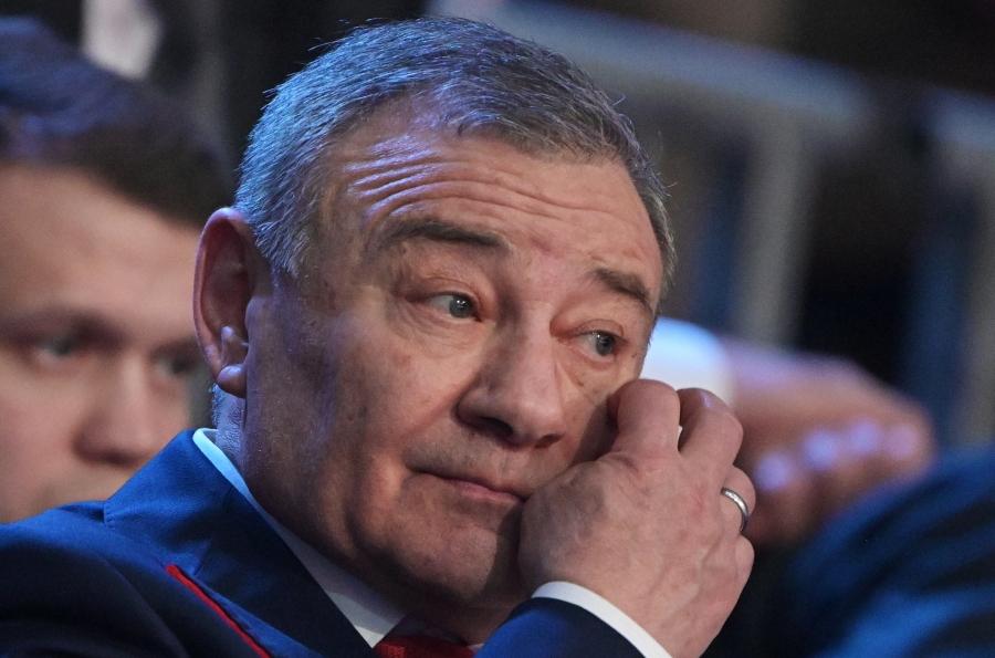 Ротенберги стали богатейшей семьей России