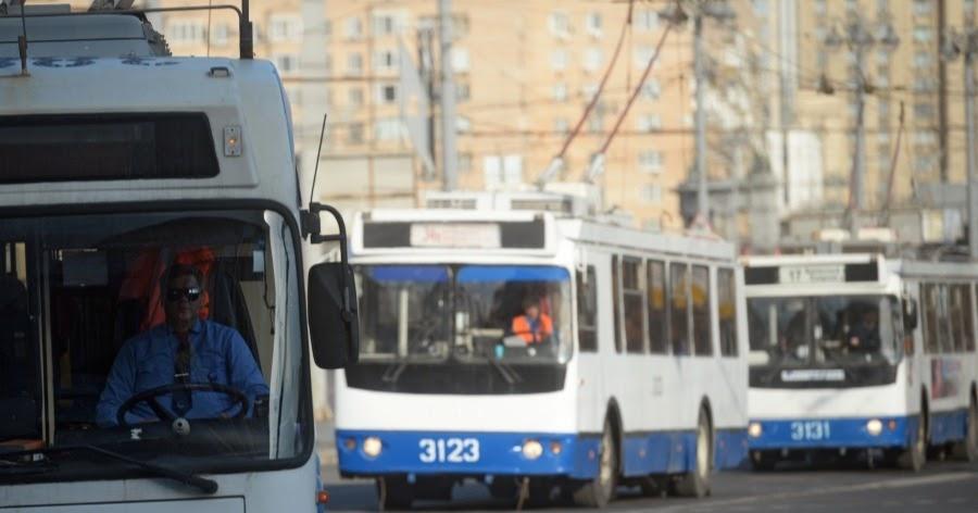 Конец эпохи. В Москве прекращено все троллейбусное движение