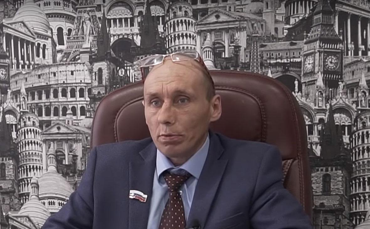 МВД не нашло нарушений в роликах с Виталием Наливкиным