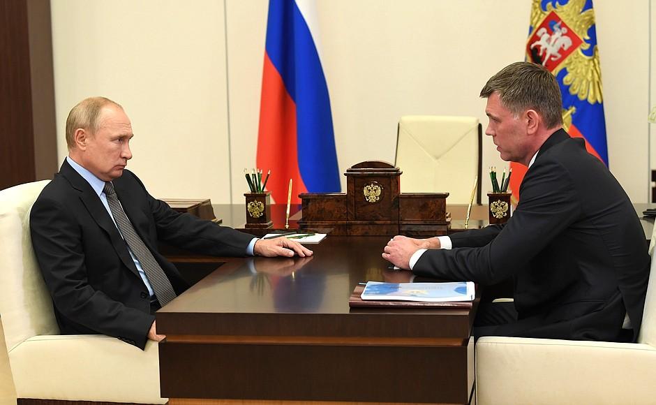 Путин: поведение коллекторов иногда переходит все границы