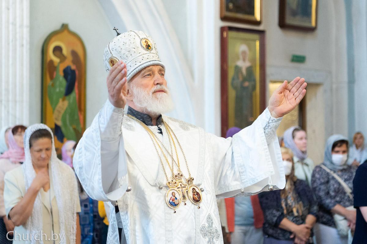 РПЦ сменила предстоятеля Белорусской православной церкви