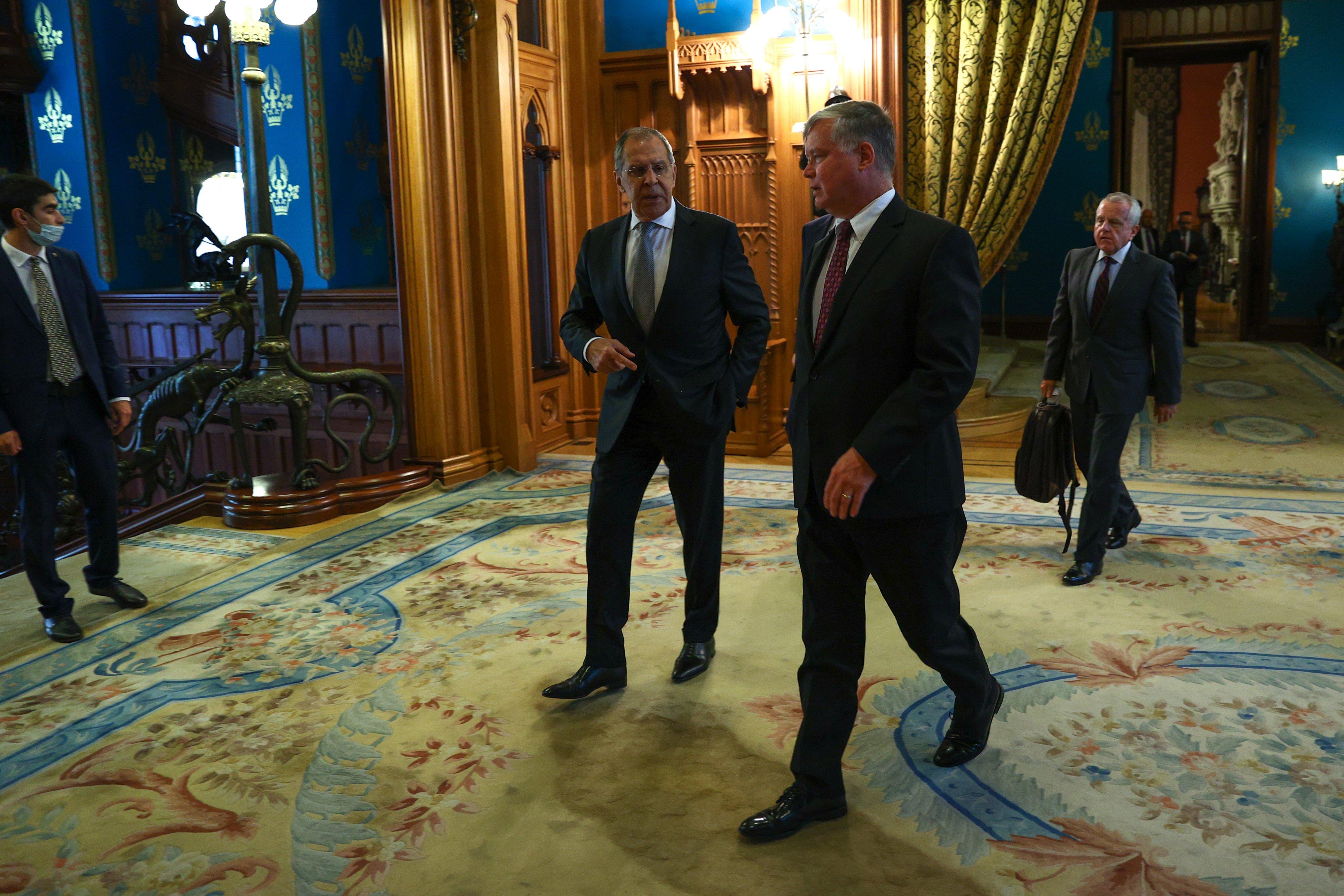 Лавров: США пообещали не провоцировать кризис в Белоруссии