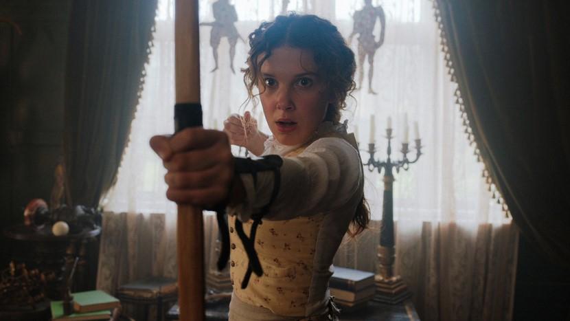 Netflix показал трейлер фильма о сестре Шерлока Холмса
