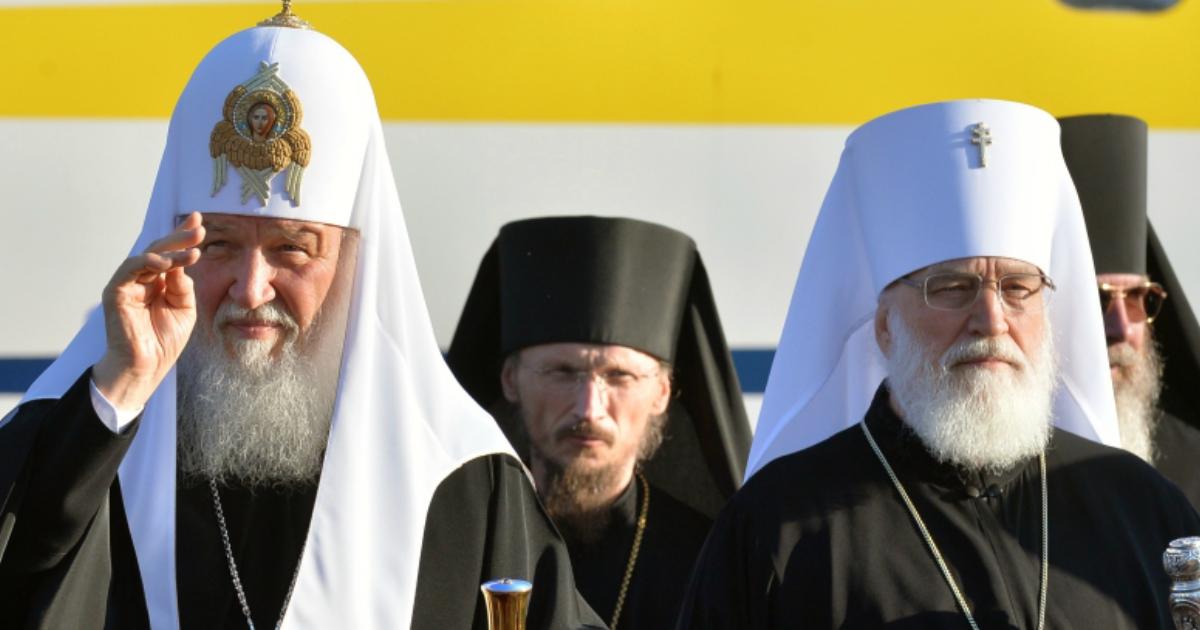 """РПЦ сменила главу Белорусской православной церкви """"из-за Лукашенко"""""""