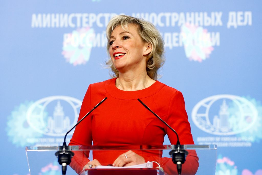 Захарова: Литва раскачивает ситуацию в Белоруссии