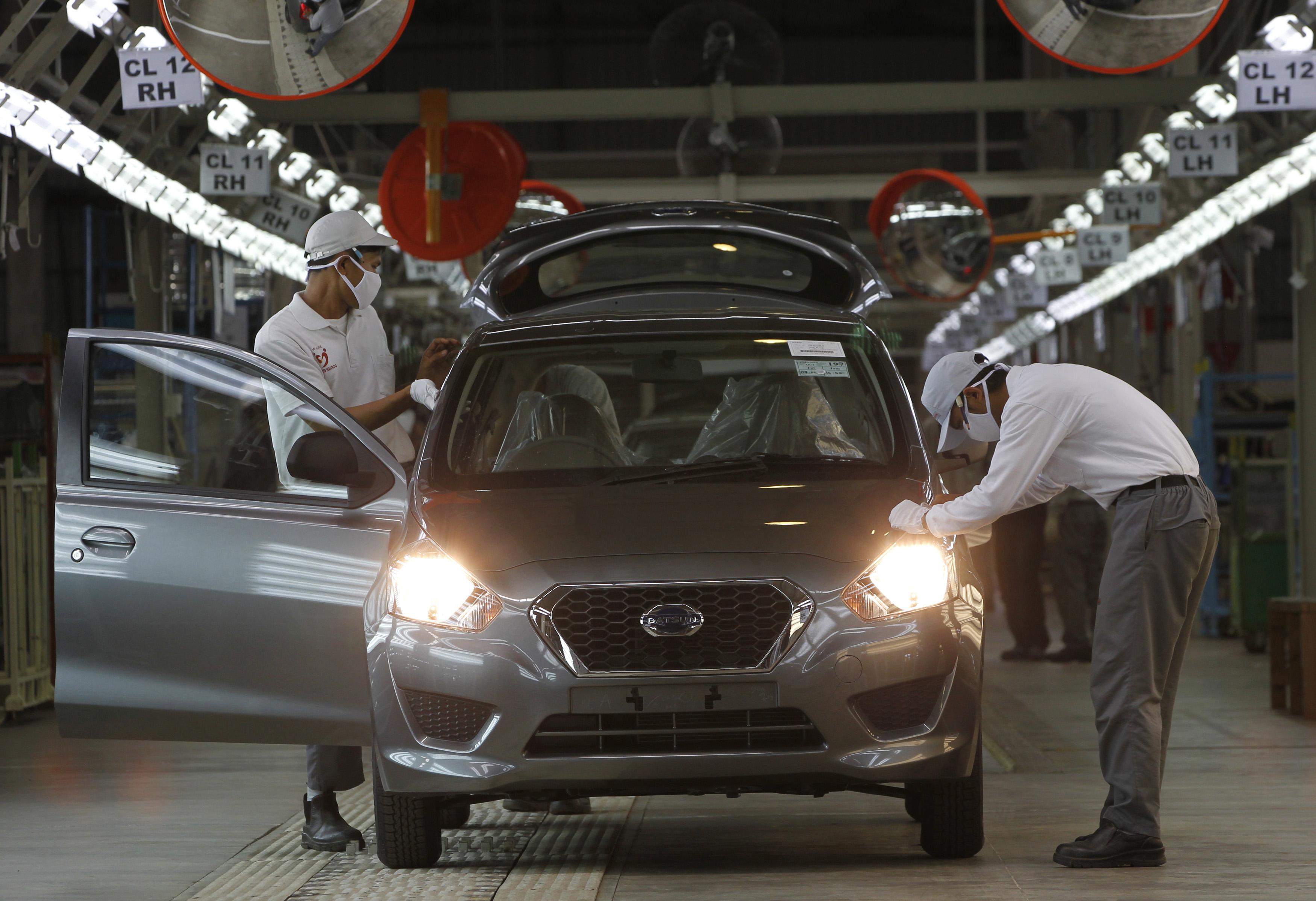 Datsun отзывает российские авто из-за «взрывных» подушек безопасности
