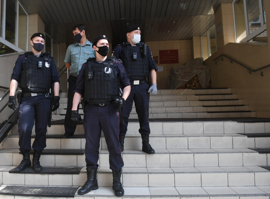 Полиция вышла на похитителей владельца «Додо пиццы»