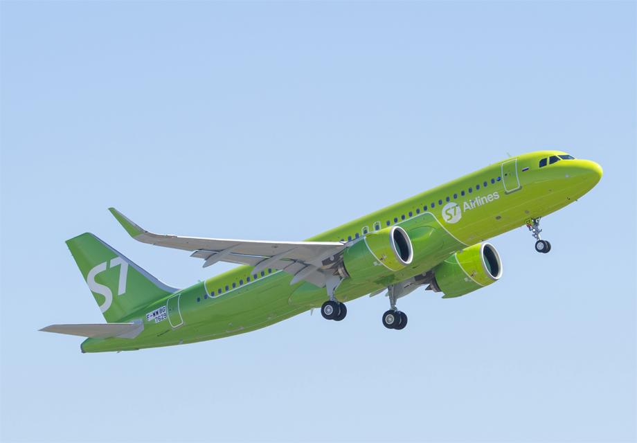 S7 и Сбербанк будут продавать авиабилеты за токены