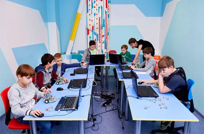 Россияне заинтересовались детскими кружками по робототехнике