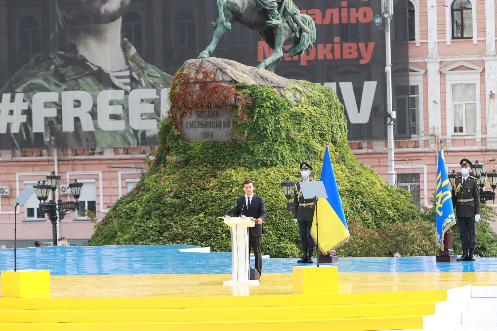 Украина на месяц закрыла границы для иностранцев