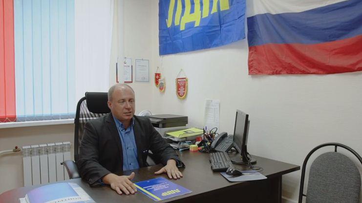"""Суд принял иск члена ЛДПР к Навальному из-за """"Умного голосования"""""""