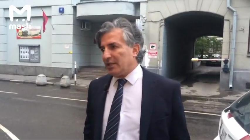 Пашаев объяснил, возвращение Ефремова под его защиту