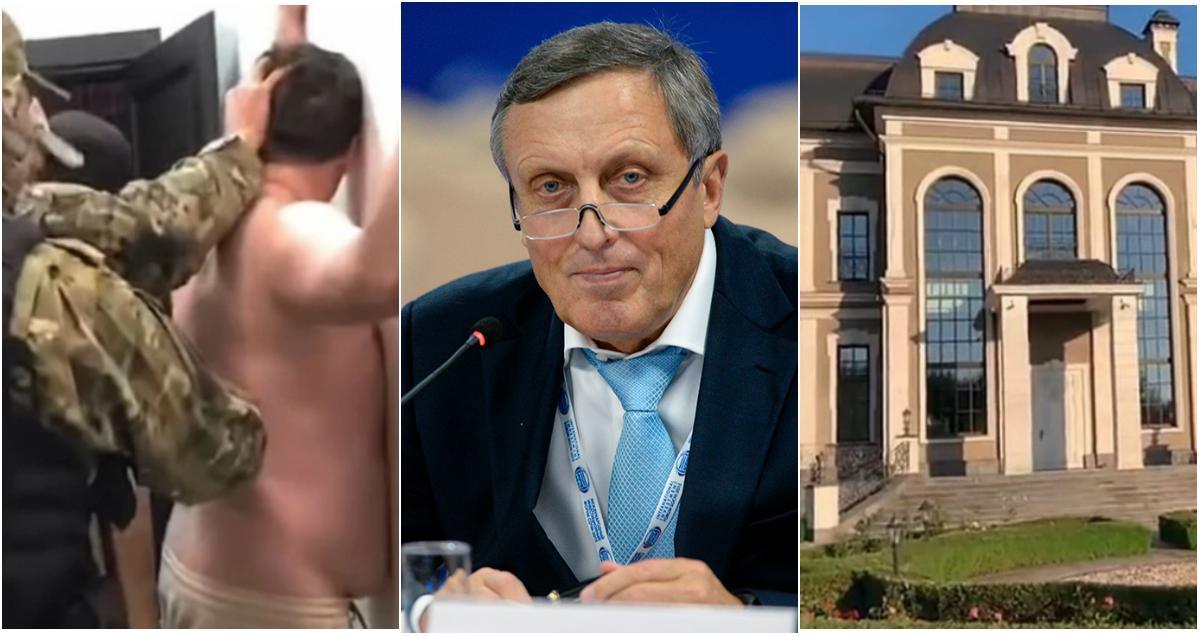 Ректор Плехановского университета уволился после задержания сына-проректора