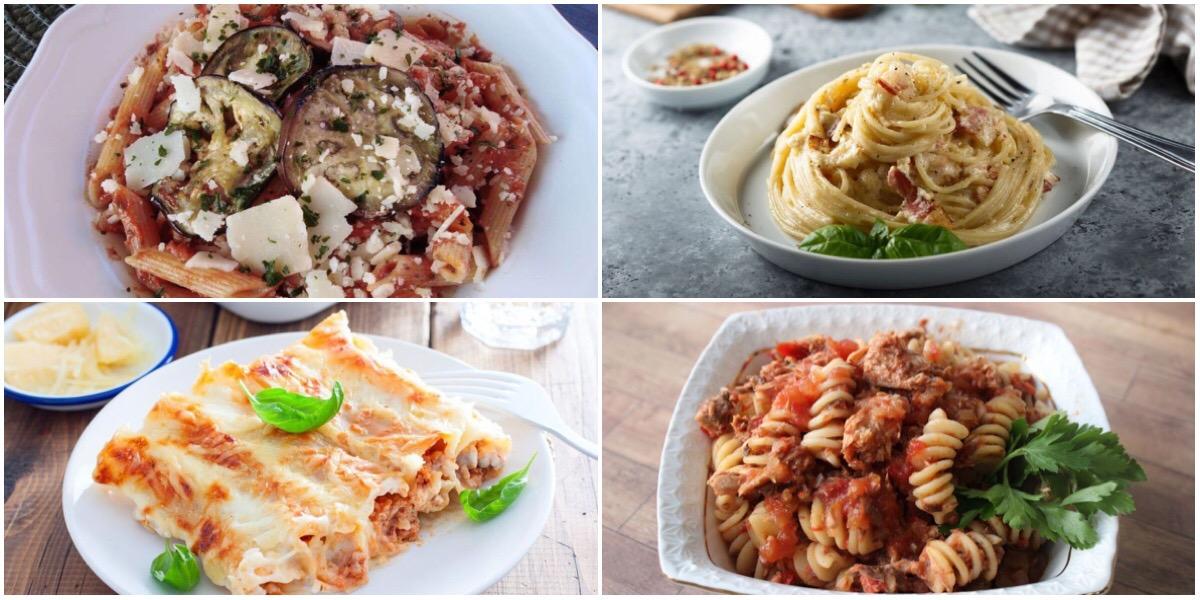 7 разнообразных блюд итальянской кухни