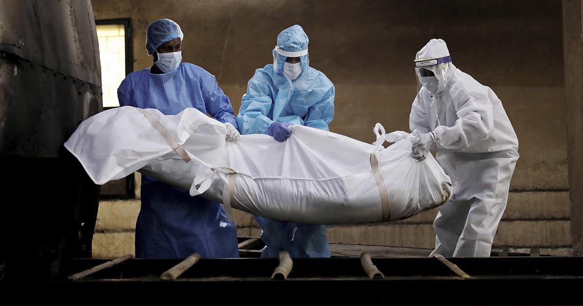 Ученые узнали, какие люди чаще всего умирают от COVID-19