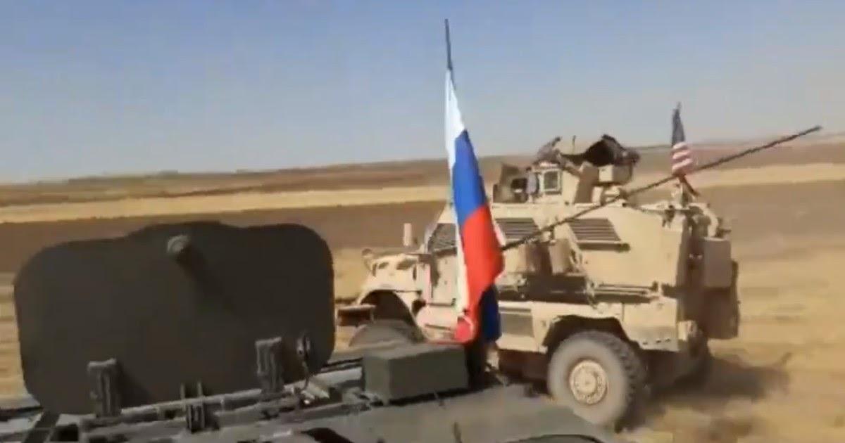 Русский таран. ДТП с броневиками в Сирии пoccopило Россию и США