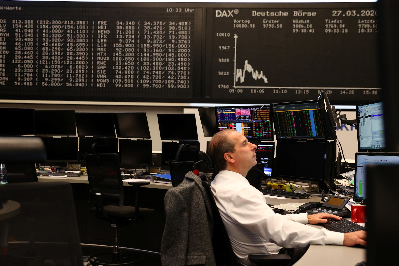 На фоне пандемии россияне увлеклись игрой на бирже