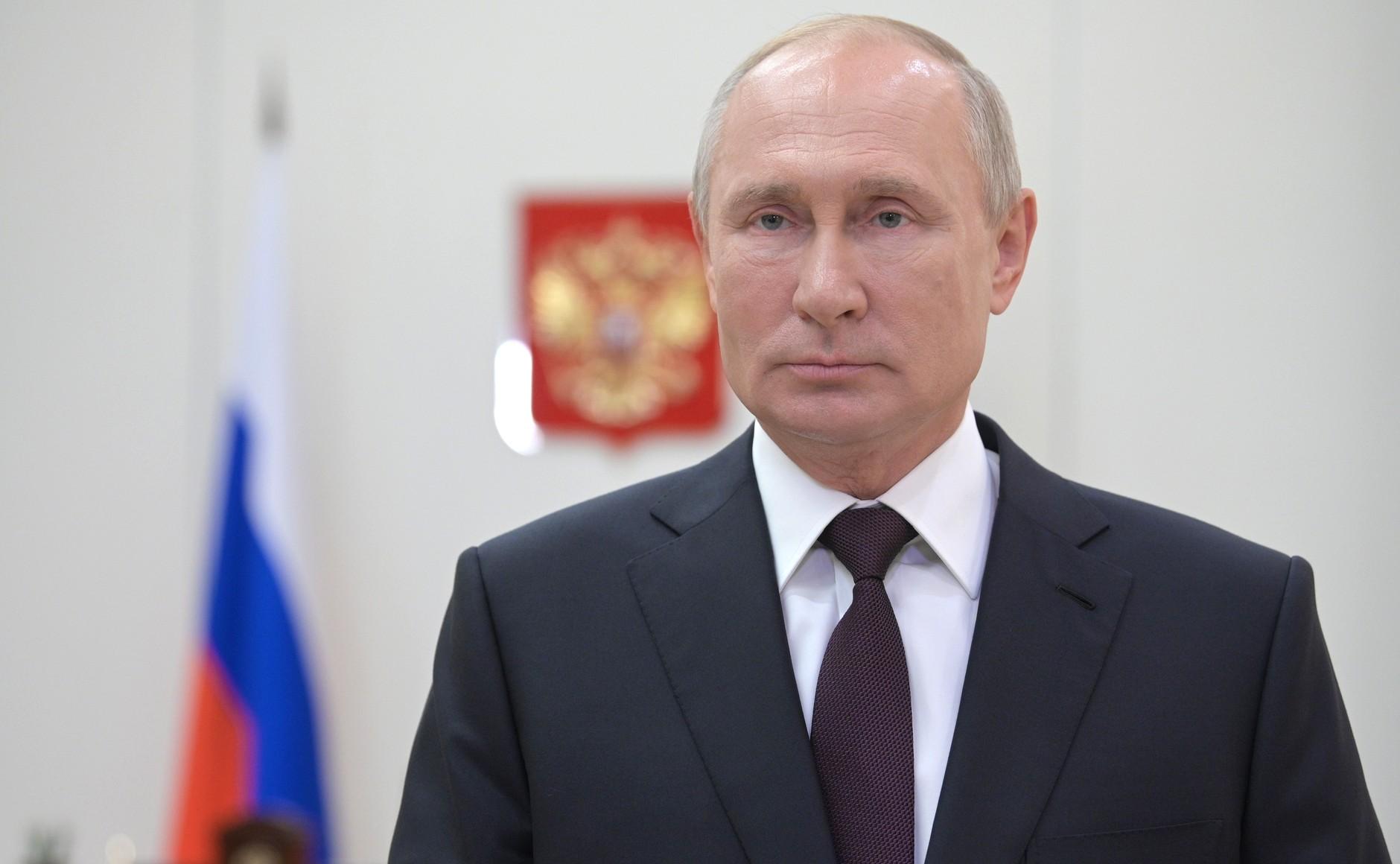 Путин обвинил в провокации с россиянами в Белоруссии украинцев и американцев