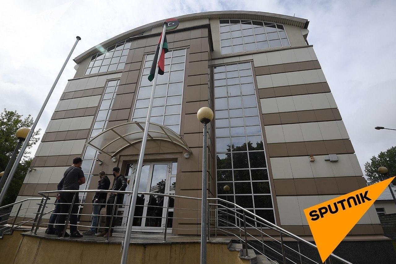 Погром ливийского консульства в Белоруссии объяснили конфликтом в Ливии