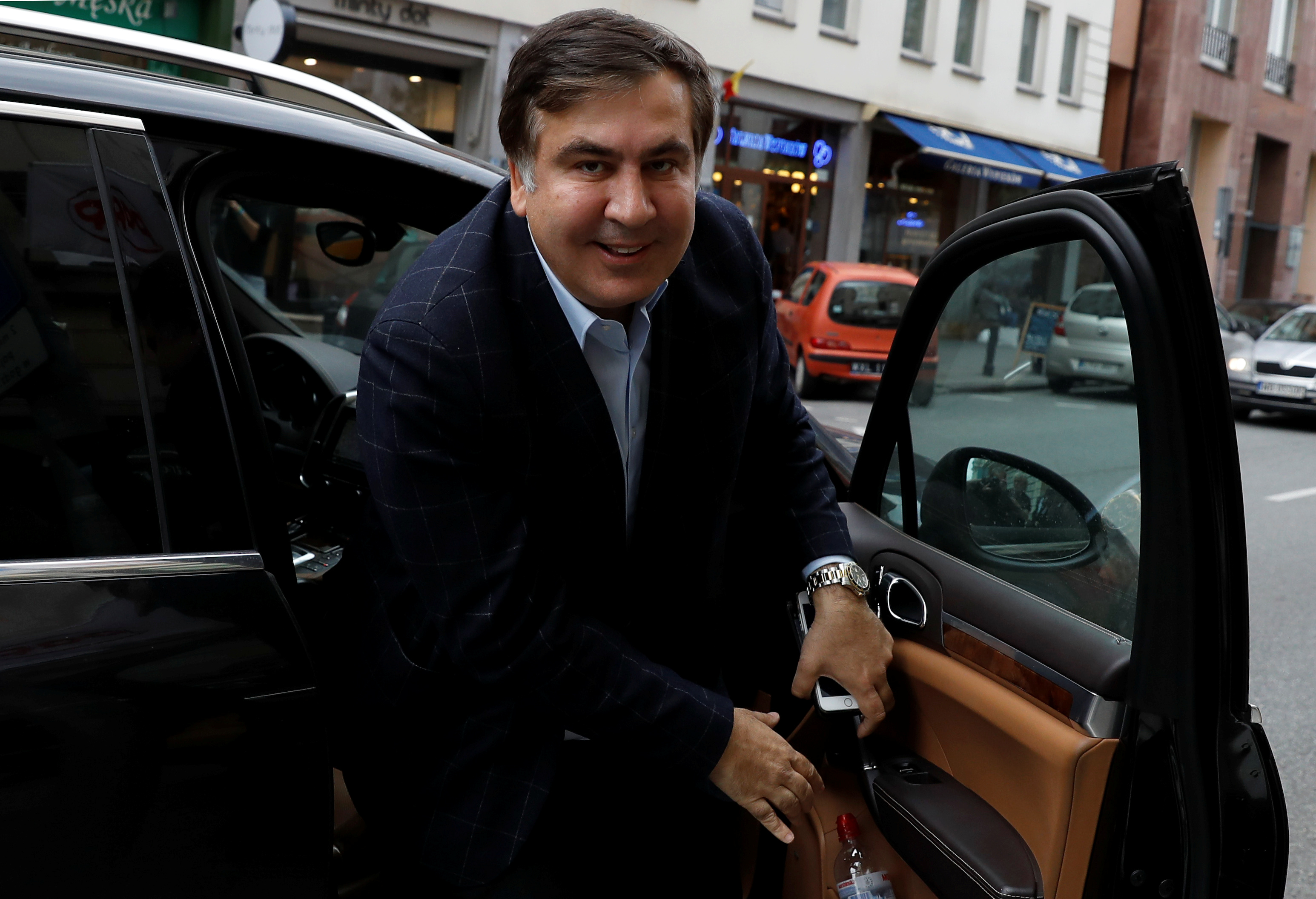 Грузия пообещала посадить в тюрьму Саакашвили в случае его возвращения