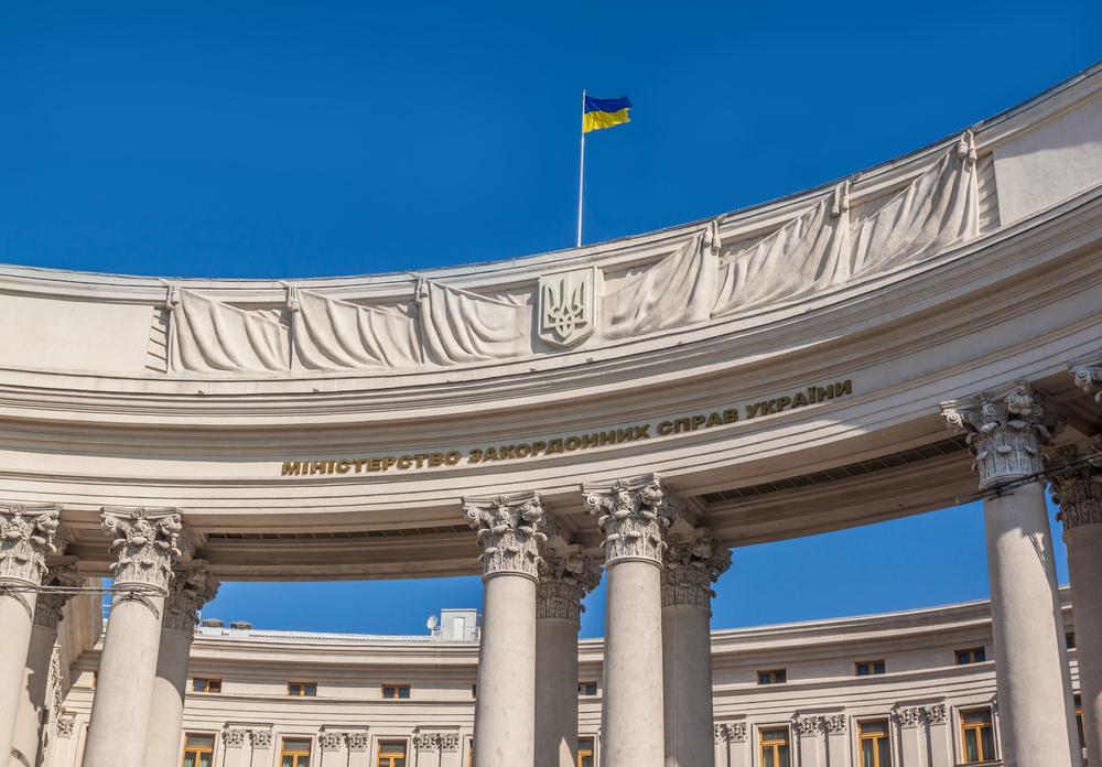 Украина приостановила взаимодействие с Белоруссией