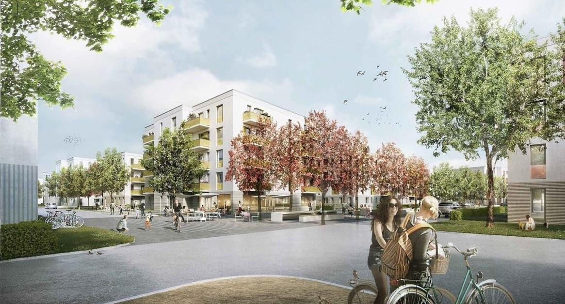 В Германии построят экологичный город без машин