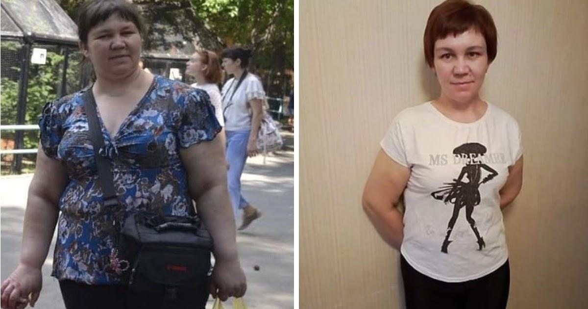 Кассирша выгнала мужа-тирана, сбросила 30 кг и соблазнила покупателя