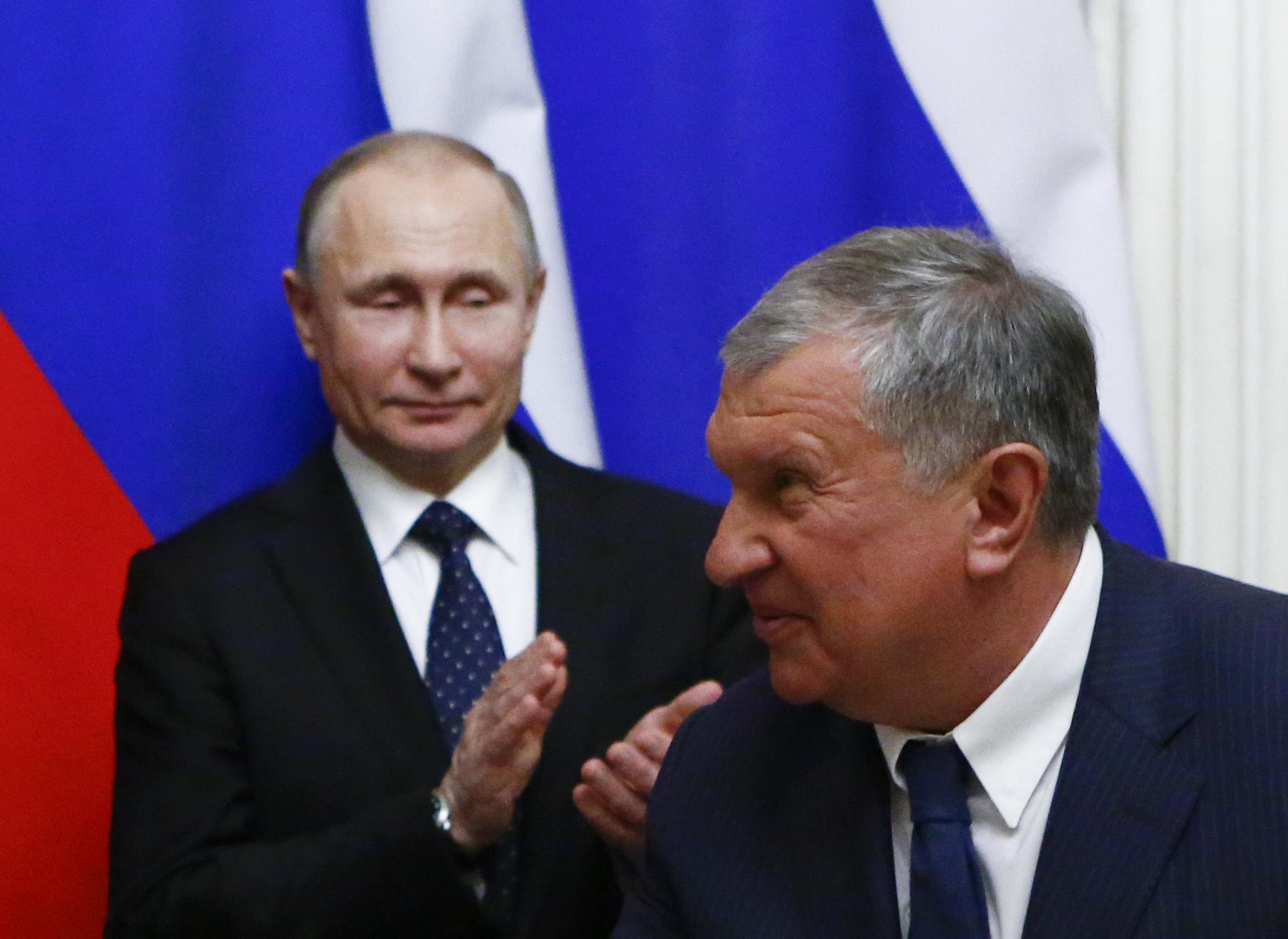 «Роснефть» добивается изменений в схеме сдерживания цен на нефть