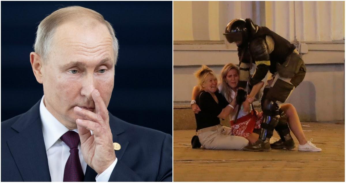 Путин: президентские выборы в Белоруссии состоялись