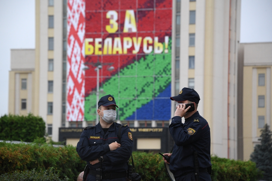 Белоруссия выслала четвертых российских журналистов